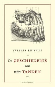 Valeria Luiselli, Geschiedenis tanden voorplat