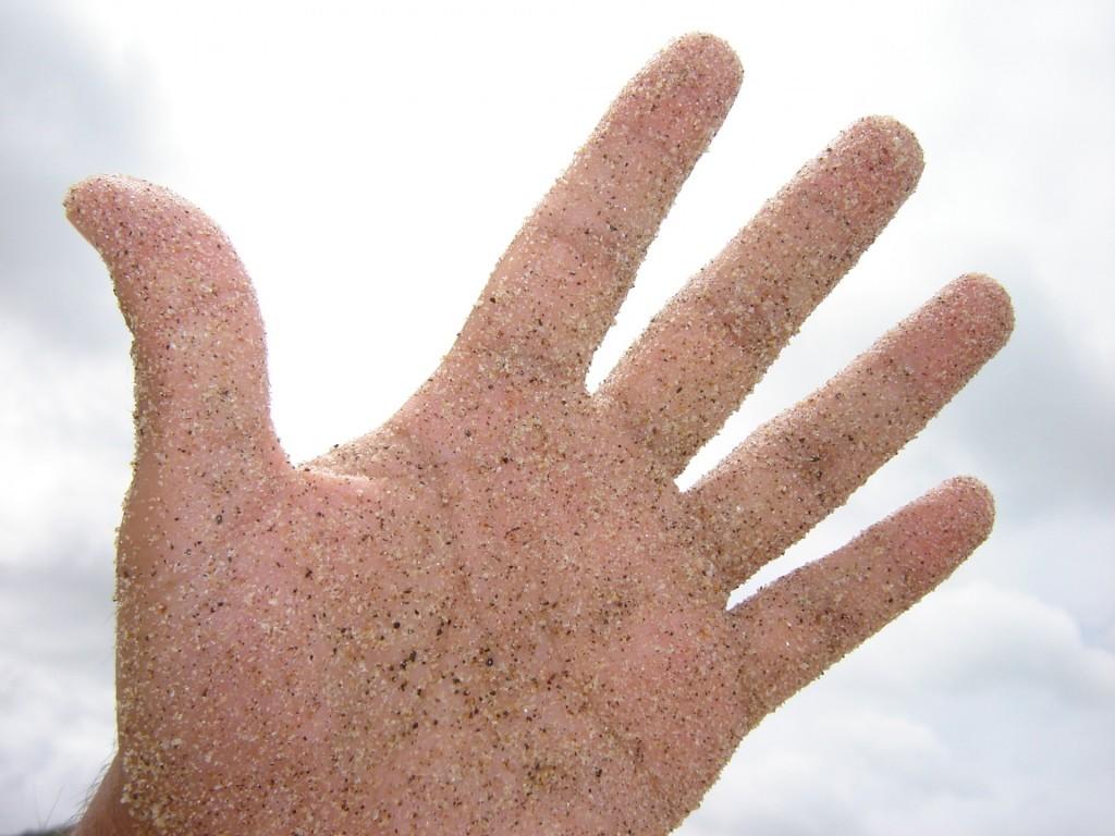 zandhand