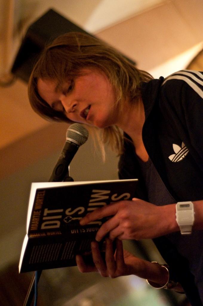 Maartje Wortel Anne Helmond