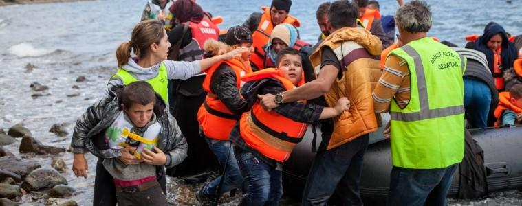 Vluchtelingen Photo Ben White CAFOD October 2015