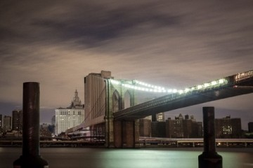 Brooklyn Bridge Blackout