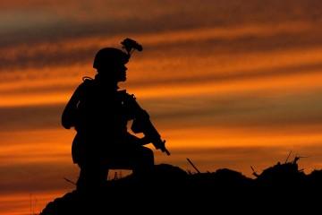 soldaat Irak SSGT AARON D. ALLMON II US Army