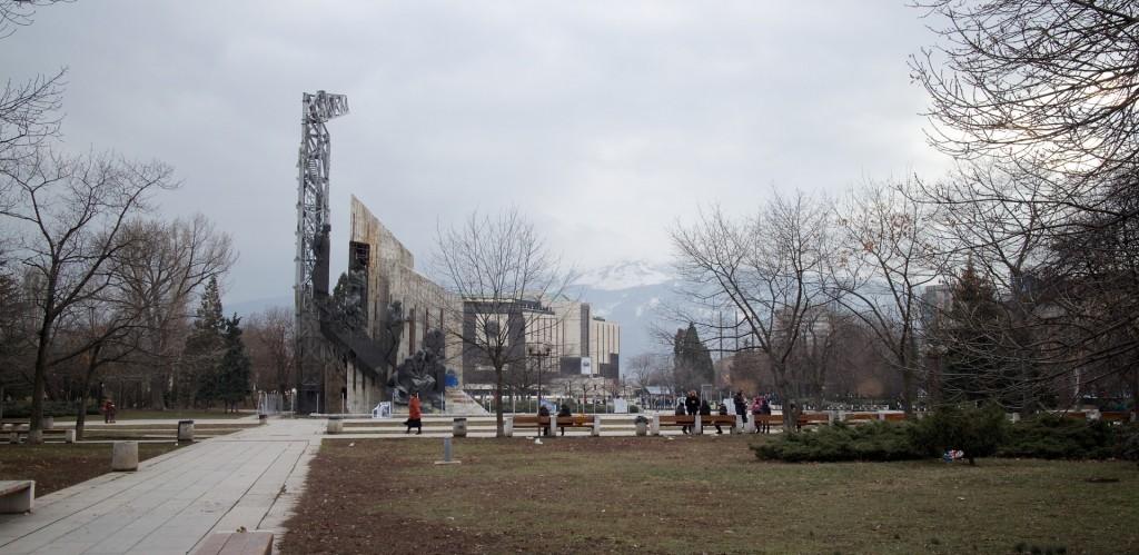 Sofia Cultuurpaleis