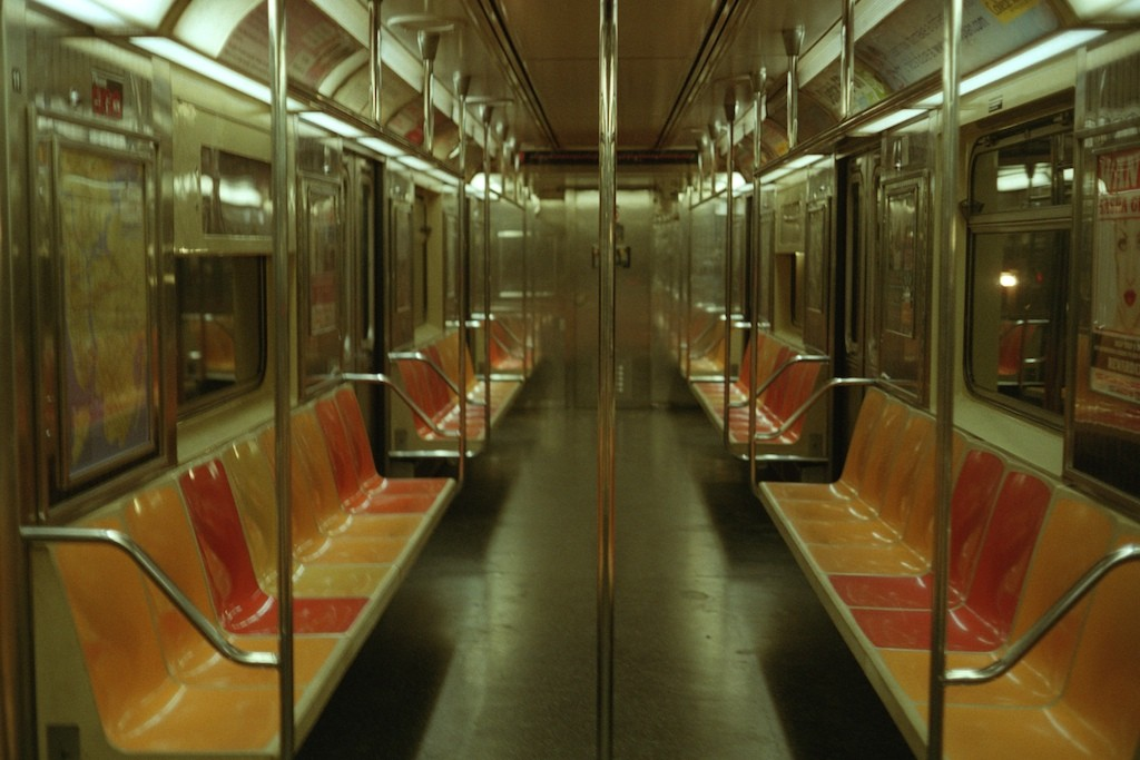 IRT Broadway-7th Ave. Line Manhattan, NYC Canonet GIII QL17 Fuji Superia Xtra 400