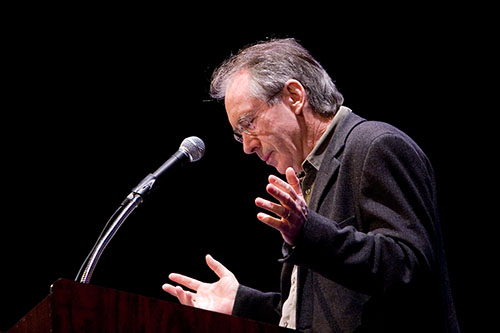 Ian McEwan, PEN World Voices Festival, 2008