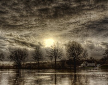noodweer rivier - barry chignell