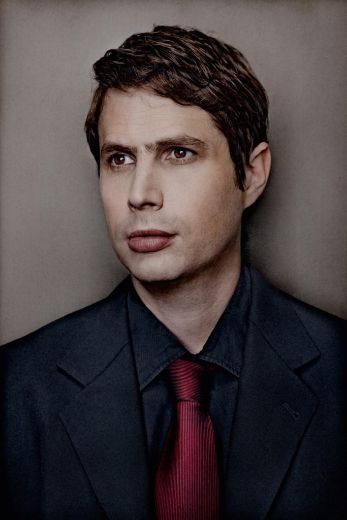 Daniel Kehlmann portret