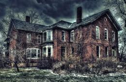 Nicholas Cardot Haunted house