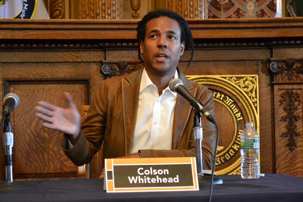 Colson Whitehead editrrix