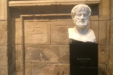 aristoteles-beeld