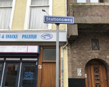 straatnaambord-stationsweg